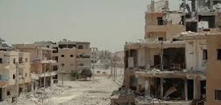 Raqqa c'est une Dresde syrienne