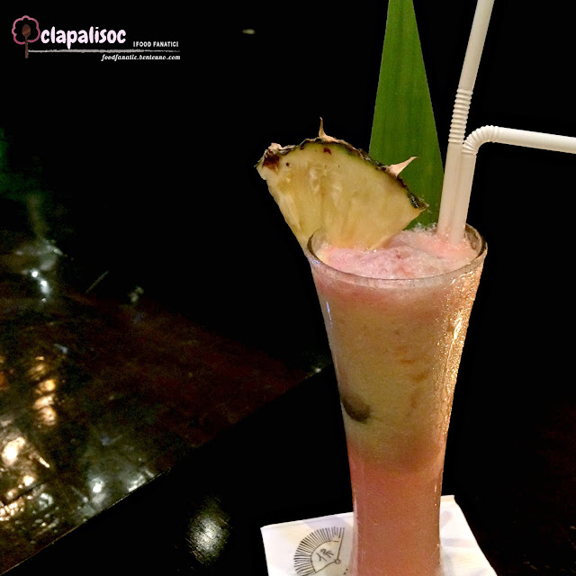 Aloha Mocktail from Buddha Bar Manila