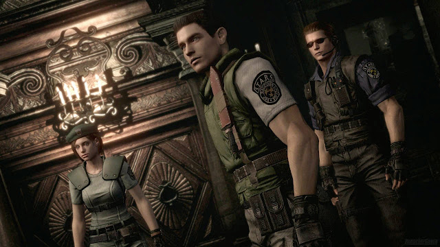 Resident-Evil-HD-Remaster-Free-Game-Download