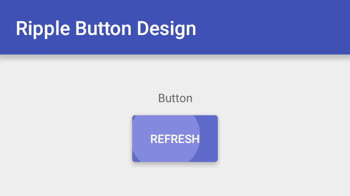 Ripple Effect (Touch animation) in Android for Button or Layout