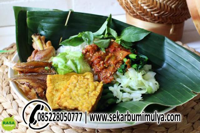 Resep Nasi Tempong Banyuwangi | deDaun Bumbu Bubuk