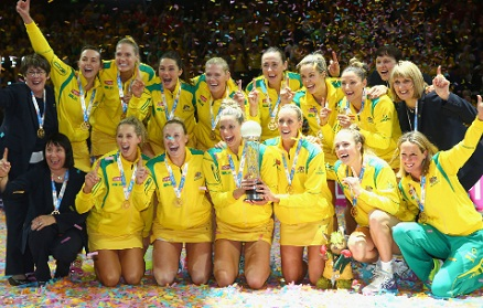 Cap town, South Africa wins bid to host the next 2023 Netball World Cup