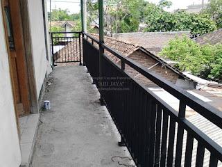 jasa railing balkon surabaya, sidoarjo, dan sekitarnya