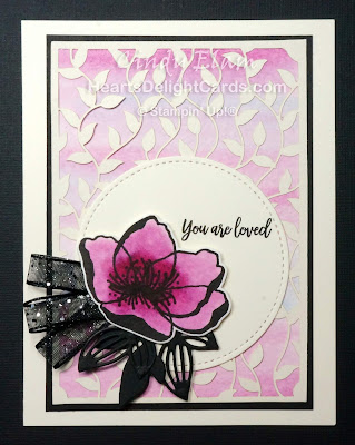 Heart's Delight Cards, Beautiful Promenade, MIF Thankful For, Stampin' Up!