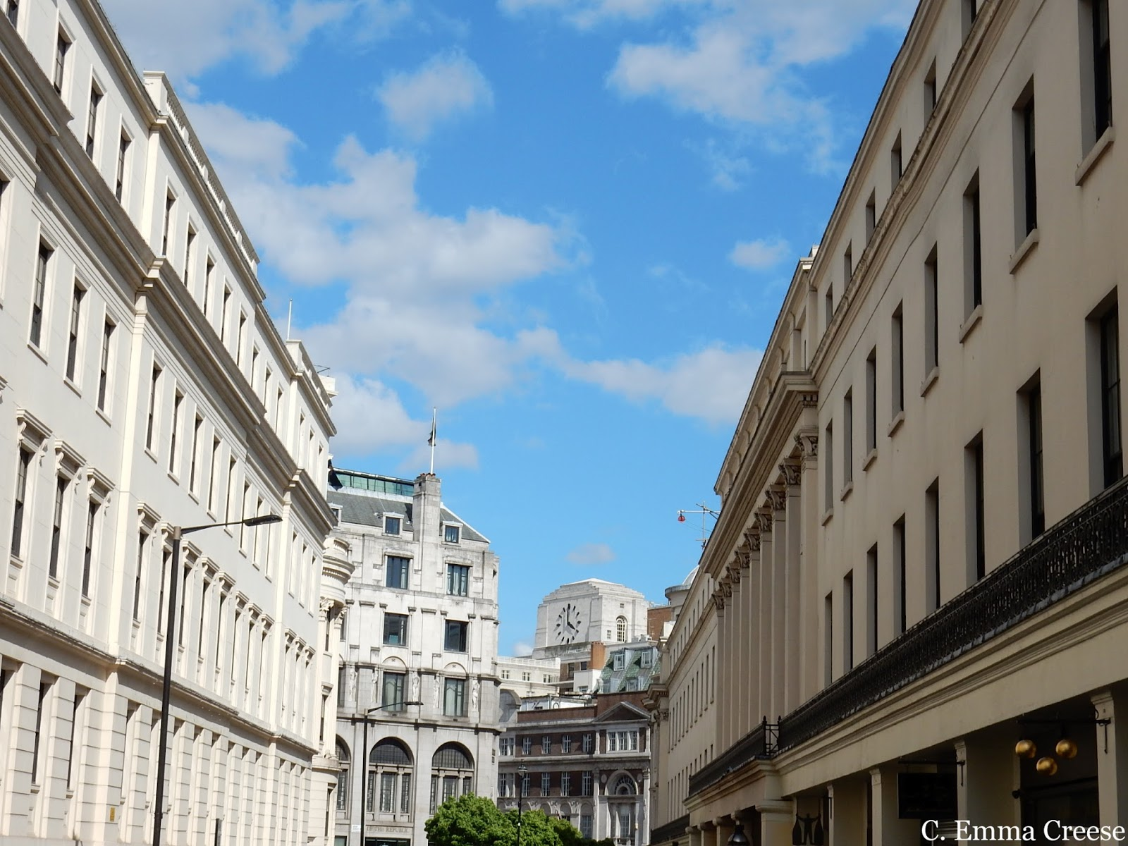 London Art Deco walking tours