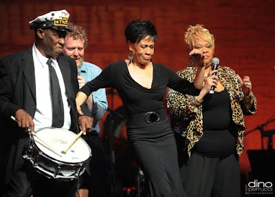 Benny Jones Glen Hansard Bettye Lavette Sweet Georgia Brown The Apollo Theater Nyc 5 17 12