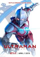 Ultraman op Netflix