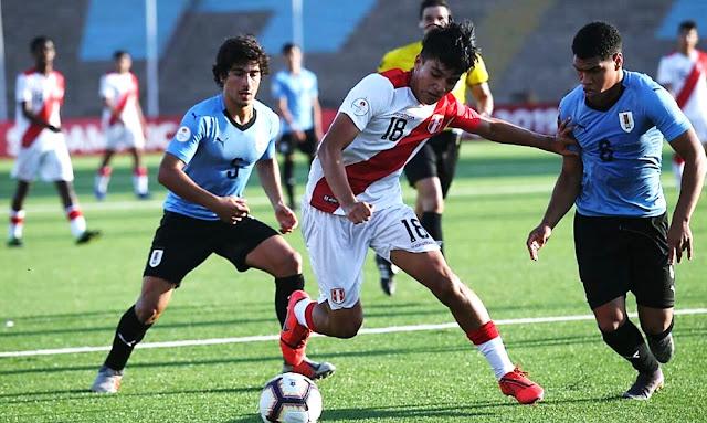 Perú vs Uruguay 3-2 por el pase al Mundial Sub 17