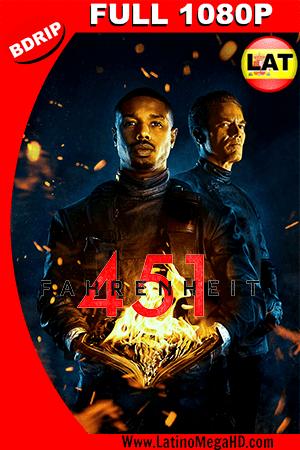 Fahrenheit 451 (2018) Latino FULL HD BDRIP 1080P - 2018