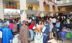 nigerians deported from botswana