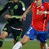 El rotatorio mexicano vs. Chile, en 4tos. de Final de Copa América