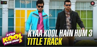 Kya Kool Hain Hum Title Song Lyrics
