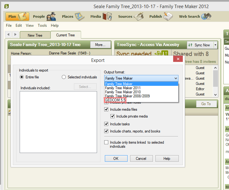 genealogy beyond the bmd ancestry ditching family tree maker