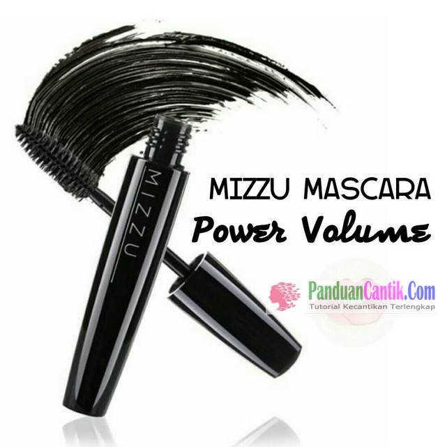 Mizzu Power Volume Mascara Jenis Mascara Untuk Bulu Mata Renggang - Cara Memilih Maskara Sesuai Jenis Bulu Mata Pendek Tipis Dan Tebal Yang Bagus