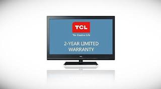 tv led tcl 40 inch murah