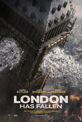 London Has Fallen (2016) ผ่ายุทธการถล่มลอนดอน  [Subthai ซับไทย]