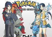 Pokemon Trainer creator