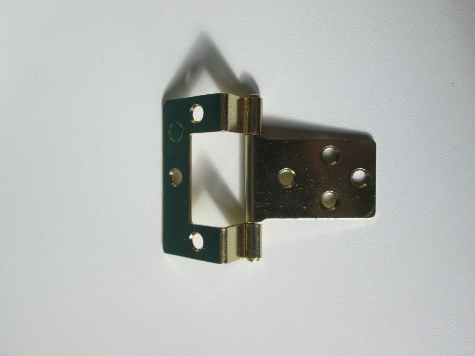 Dalton House Fitting Cranked Hinges