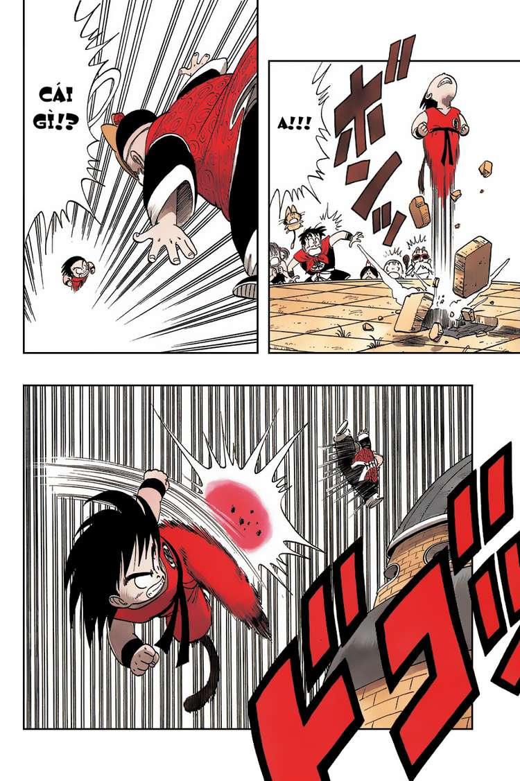Dragon Ball chap 106 trang 7