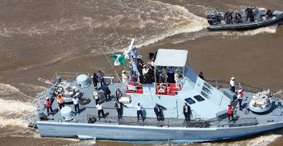 Navy To Deploy 7 Ships, 37 Patrol Boats For Operation `Octopusgrip' In Bayelsa, Delta