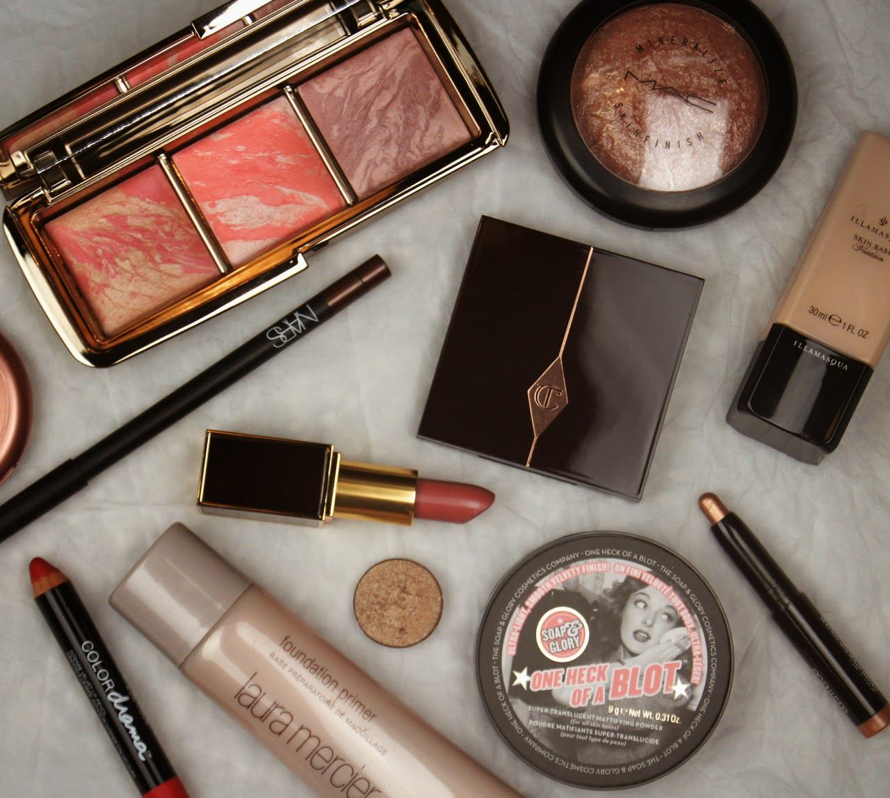 best of 2014 makeup products