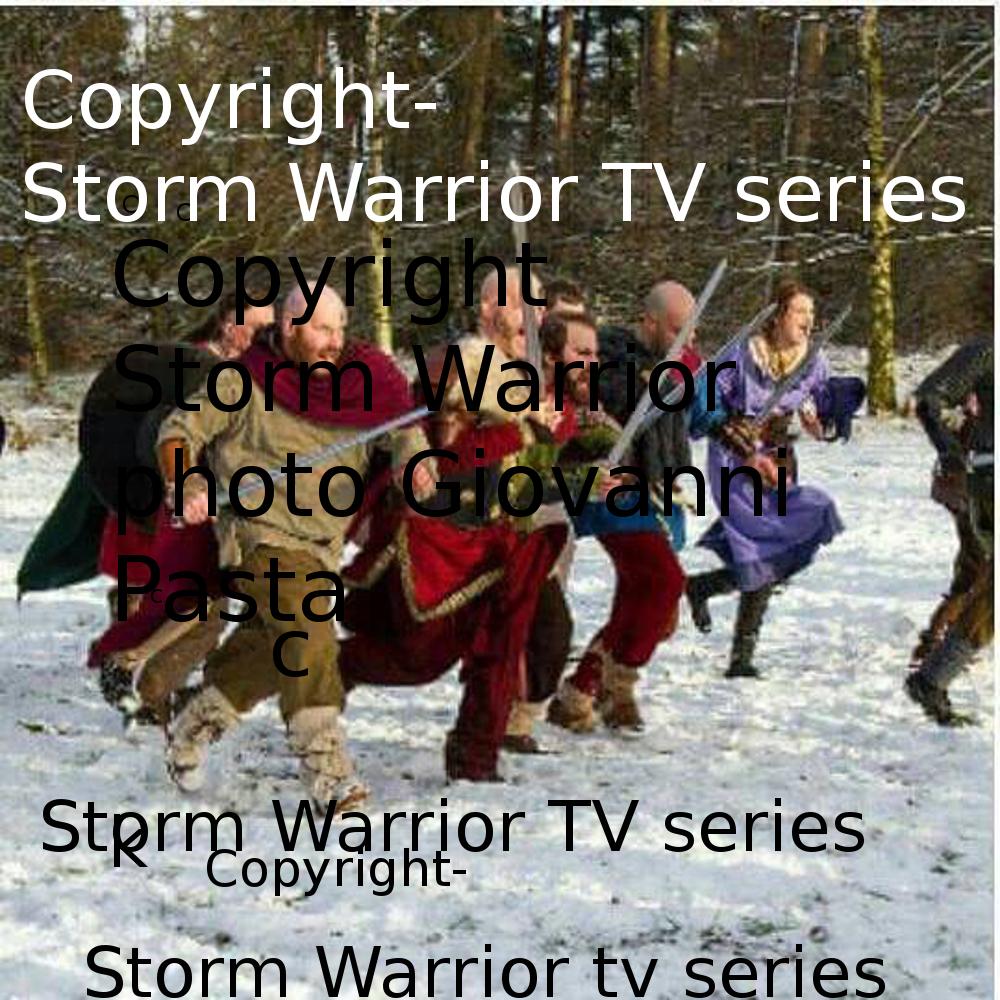armourae: Storm Warrior TV Series photos