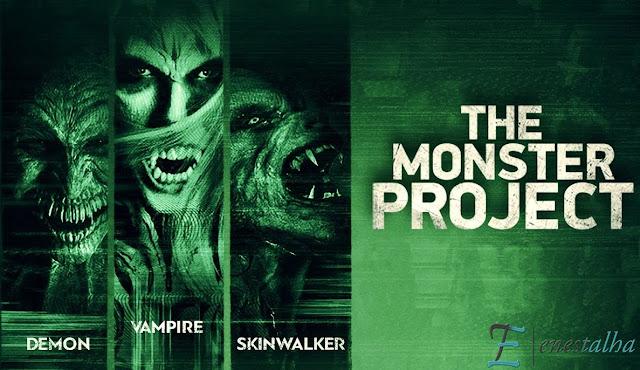 The Monster Project Hakkında