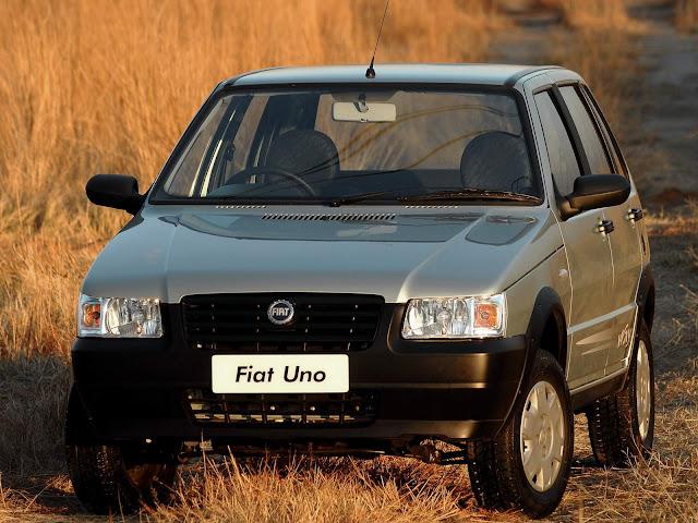 Fiat Uno Way usado