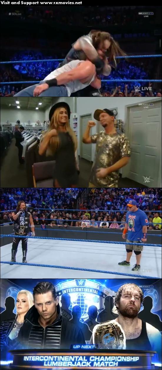 WWE Smackdown Live 24 Jan 2017 HDTV 480p