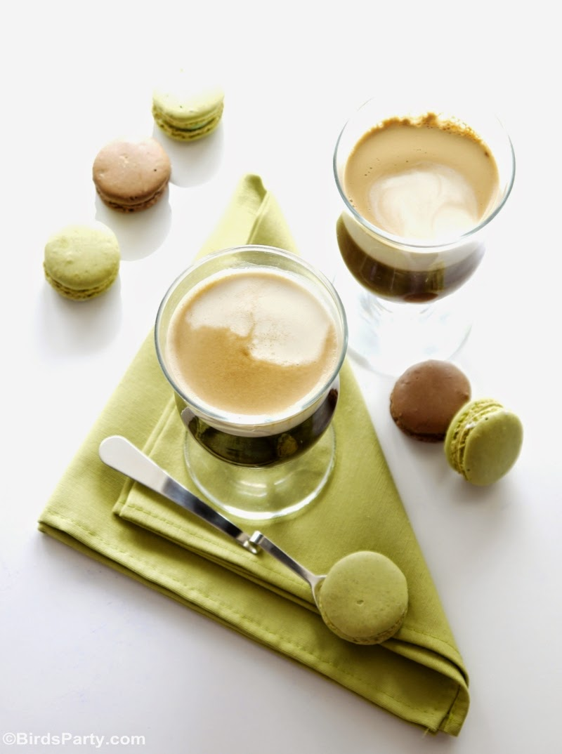 Recette Cocktail Café Irlandais ou Irish Coffee | BirdsParty.fr