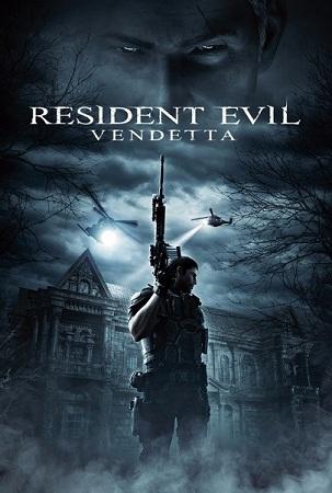 Film Resident Evil: Vendetta 2017
