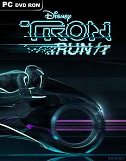 غلاف لعبة TRON RUNr Outlands Pack
