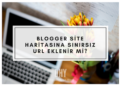 blogger-blogspot-için-site-haritası