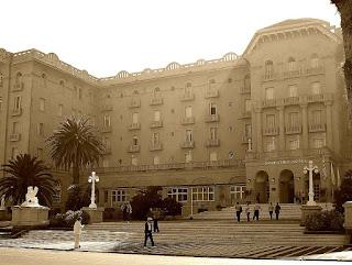 Argentino Hotel: Copacabana Palace de Piriápolis