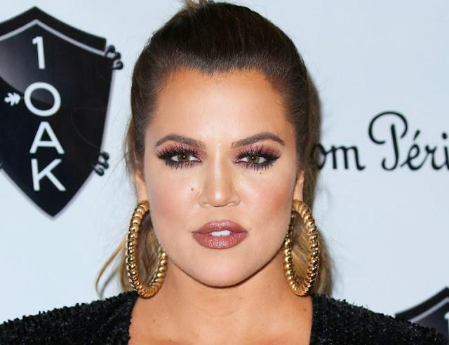 Maquiagem Khloe Kardashian
