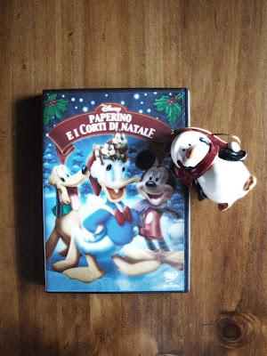 DVD i corti Disney