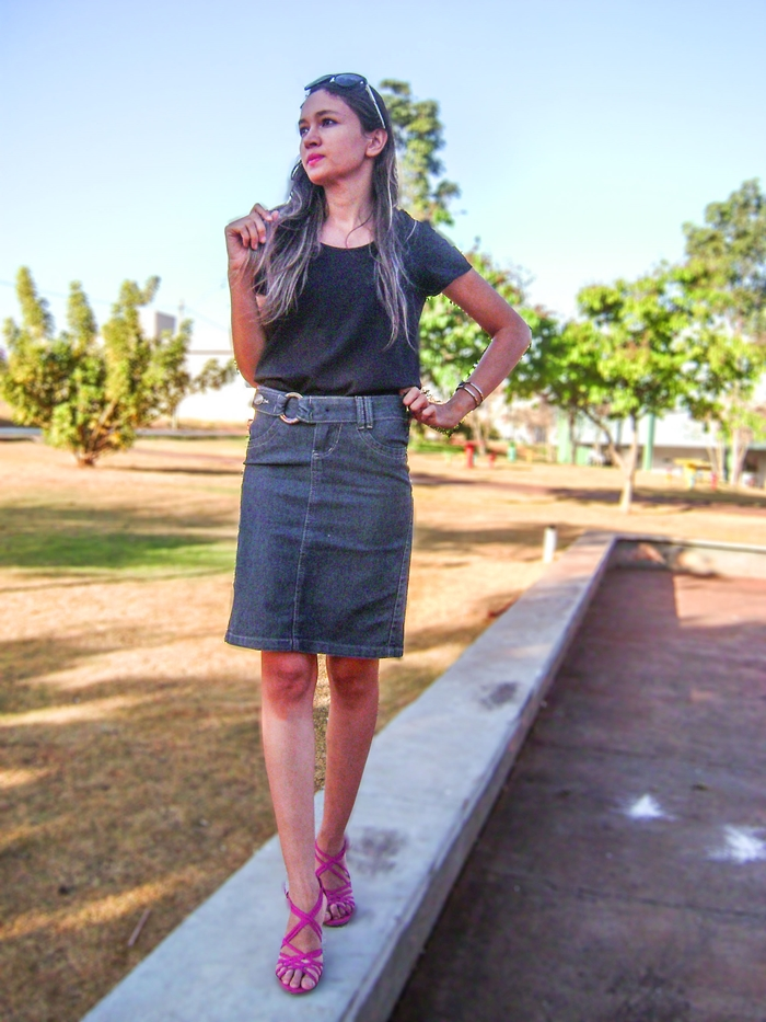 Lookdodia, DeniseMendonça, look do dia, Moda, meu look versátil, guarda roupa versátil, DeniseMendonçaBlog,  ‪#‎Lookoftheday