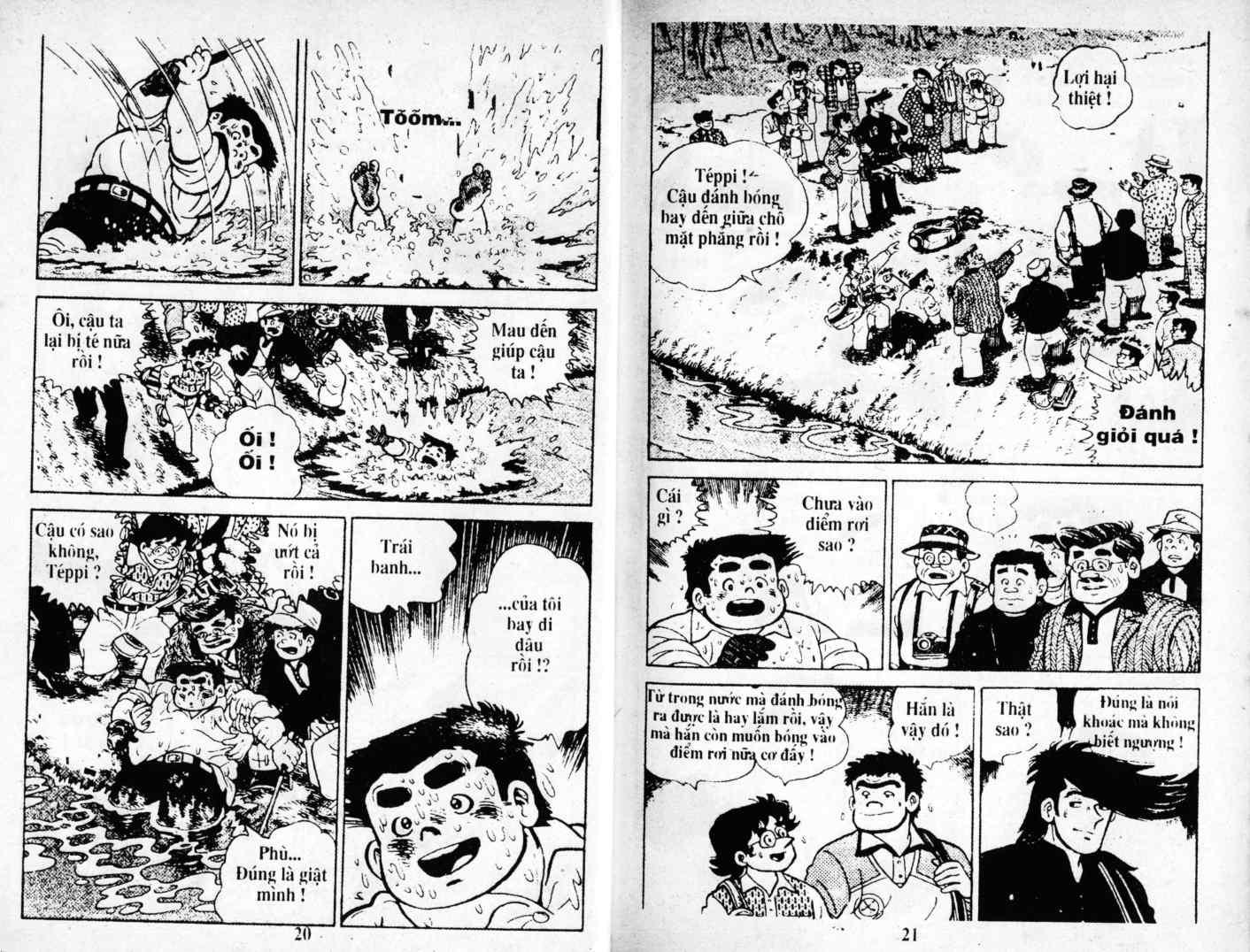 Ashita Tenki ni Naare chapter 4 trang 10