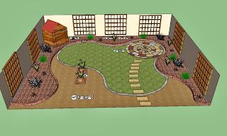 GreenArt Landscapes Garden design,construction and ... on Birds Backyard Landscapes id=34023