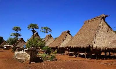 kampung adat nggela