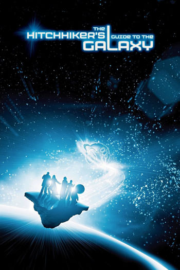 Hitchhikers Guide to the Galaxy 2005 Dual Audio