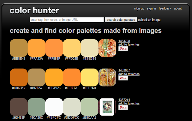 From Color Hunter