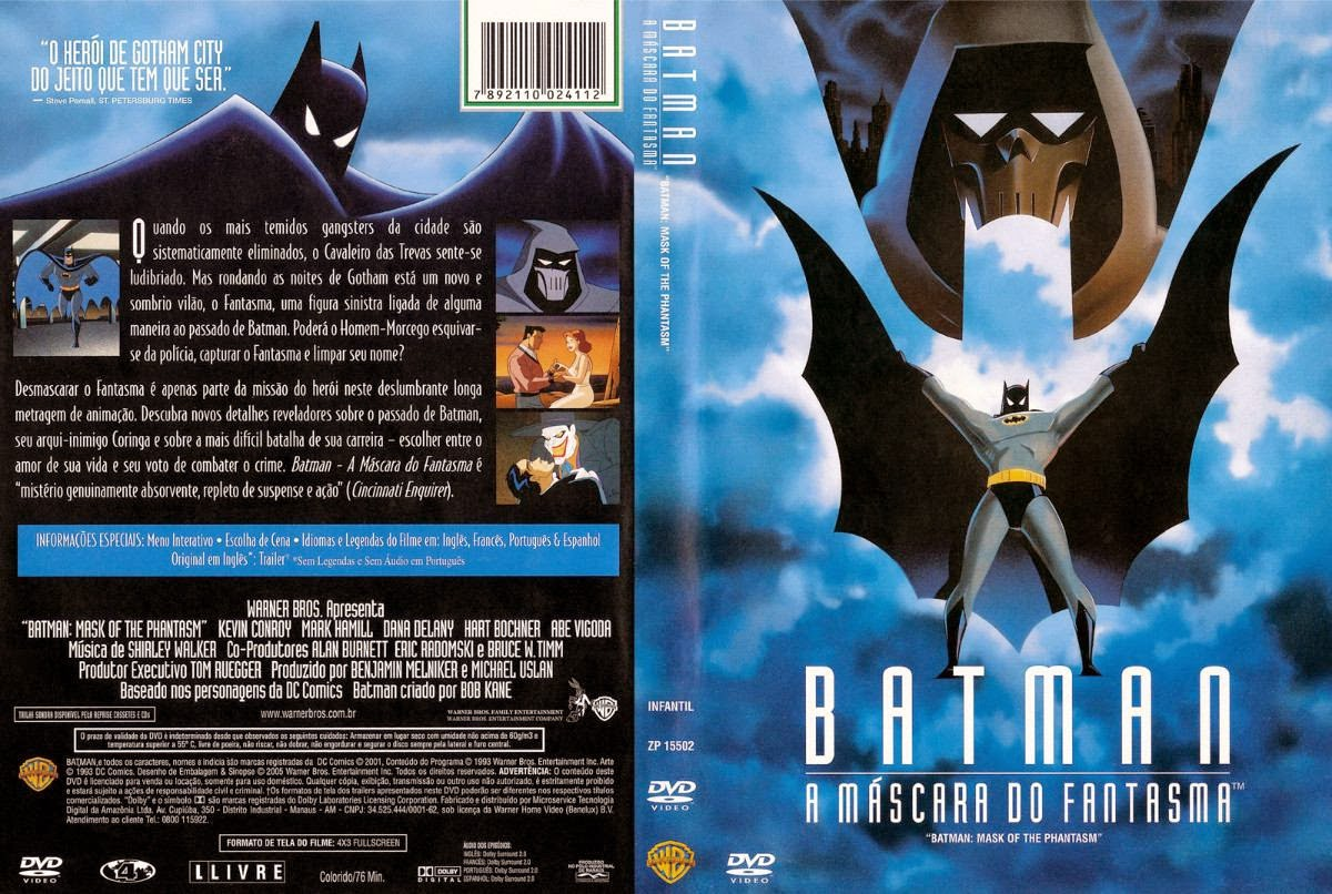 Batman A Máscara do Fantasma