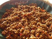 Tips Resep Masakan Jawa Spesial Sambal Oncom Enak Banget