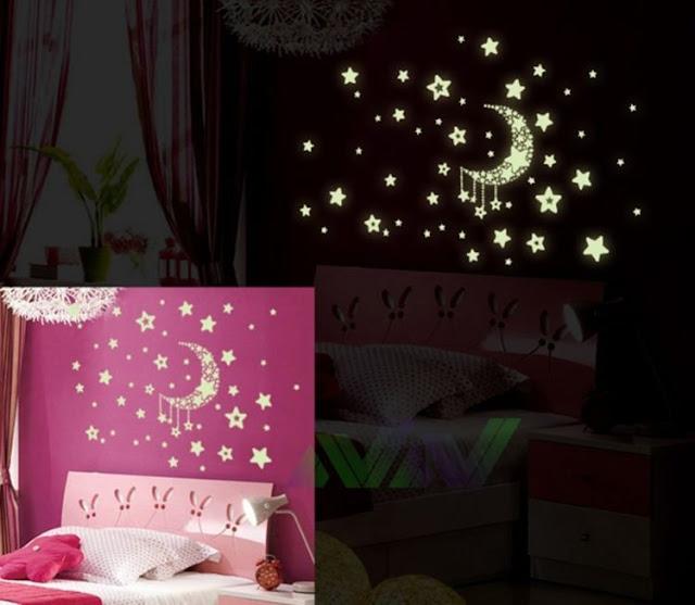 7 Ide Design Dekorasi Kamar Ini Bikin Tidurmu layaknya di Alam Semesta!