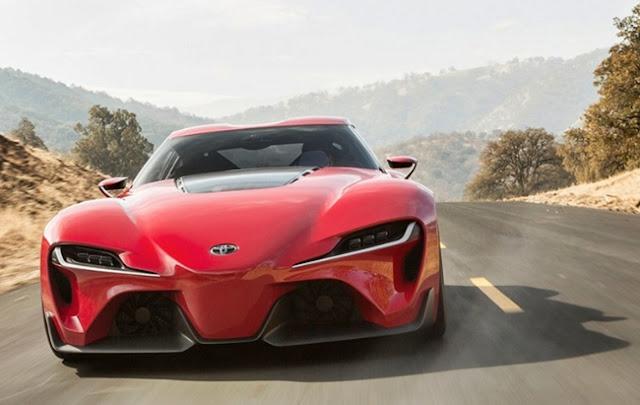 2018 Toyota Supra News