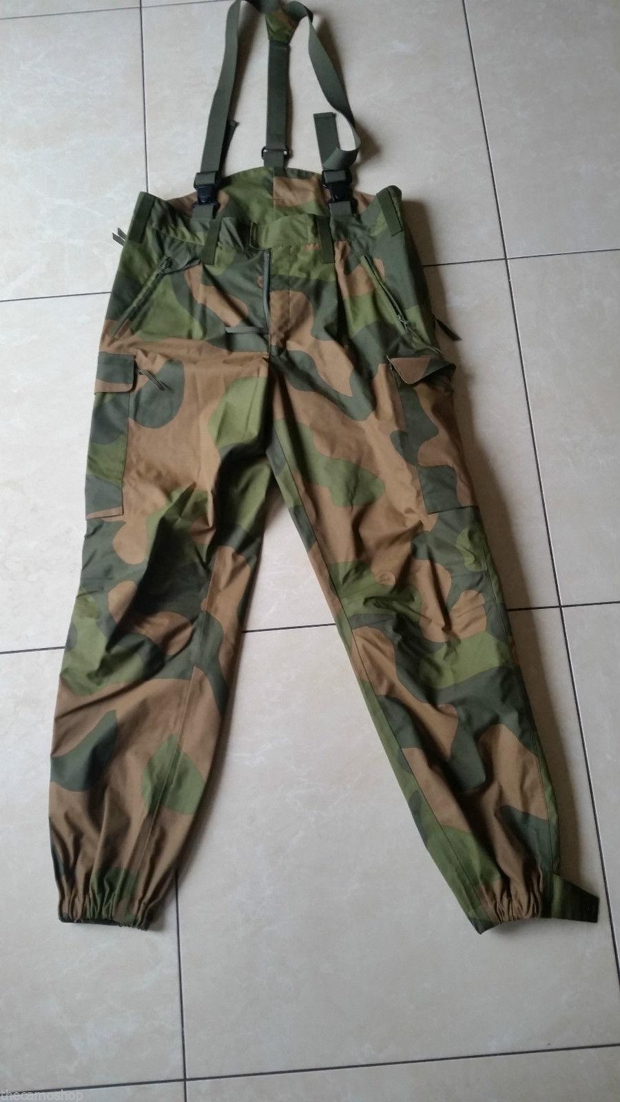 1810e5a3 Webbingbabel: Norwegian Army M/02 Gore-tex Jacket and Pants Helly Hansen