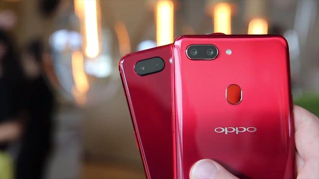 هاتف Oppo F7 الجديد | لا تشتري اوبو R15 بسعر سيء جداَ