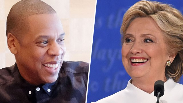Jay-Z To Headline Ohio Concert In Support Of Hillary Clinton