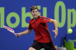 Thiem and Rublev book semi-final spots in Doha
